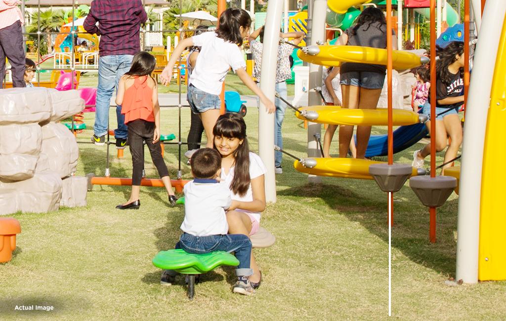 children play ground central park